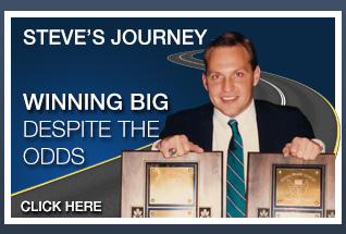 Steve Little's Journey Winning Big Despite the Odds