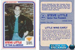 NEW-Steve-Journey-Baseball-Card-AL-Williams
